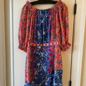 NWT Saloni Grace dress